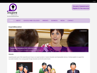 InspireEducation Website