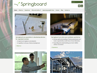 Springboard Website