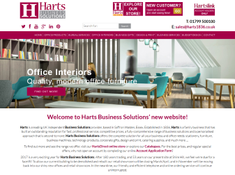 Harts Website