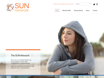 SUN Network Website