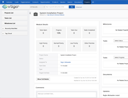 Comparison of self-hosted CRMs -