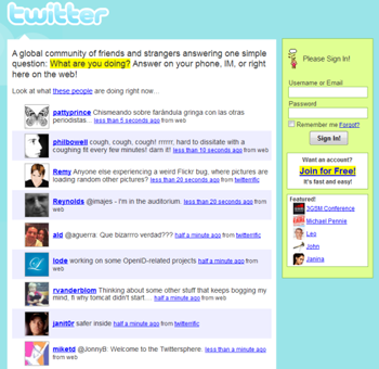 twitter old