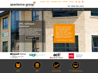 DMC Software Website