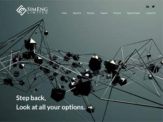 Simeng Website