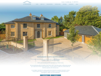 Laragh Website